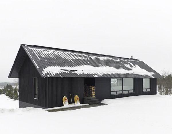 long barn house plans. Contemporary Chalet House Plans  Canadian Winter Wonderland 51 best Huizen images on Pinterest Modern barn Wooden houses
