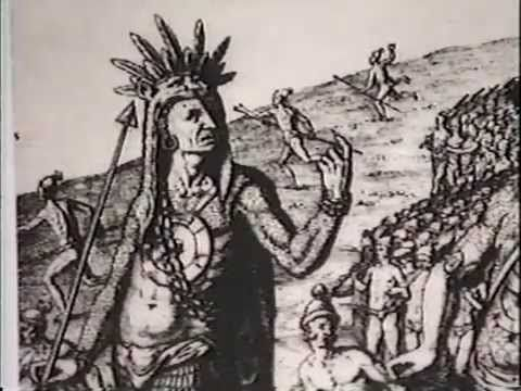 The Mound Builders to their descendants The Five Civilized Tribes (Southeast History) - YouTube