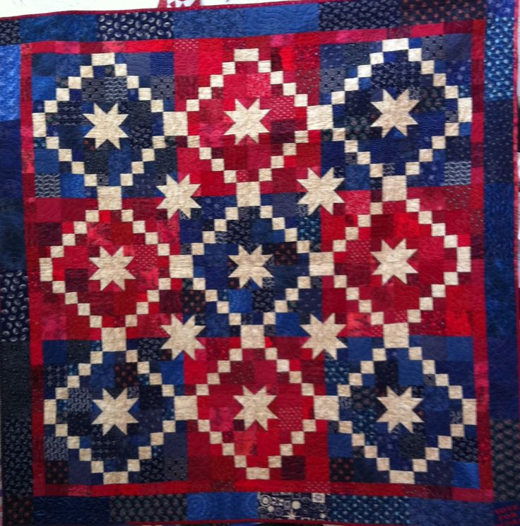 Fourth of July Quilt - Google Search