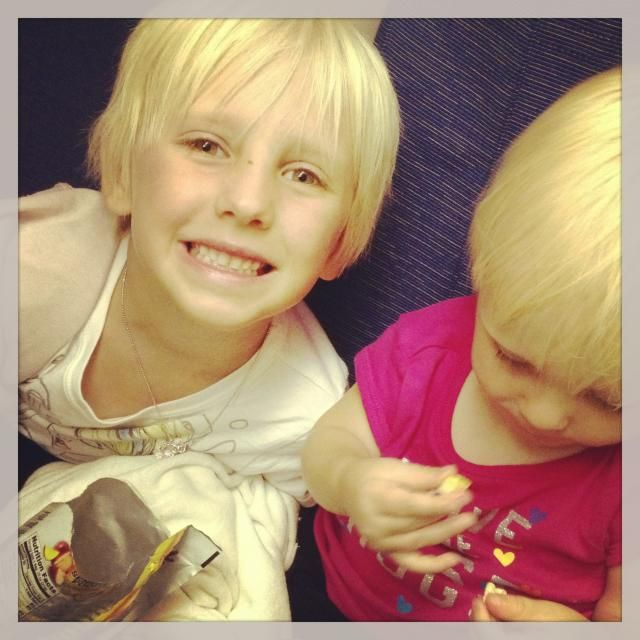 Anne's Odds and Ends: Drugging your Kids and other Ways to Survive a Red-Eye Flight