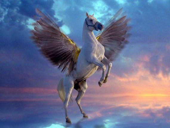 Decouvrez Les 5 Chevaux De Fictions Les Plus Repandus 3 3 3 Mythologie Grecque Et Romaine Creature Mythologique Creatures Imaginaires