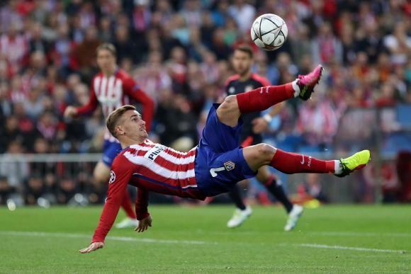 Antoine Griezmann không quan tâm đến sự theo đuổi của Arsenal