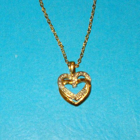 Infinite Love Necklace - Mookie Designs Vintage