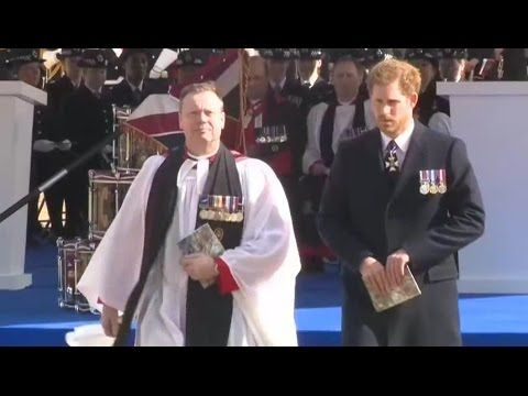 Royal Family attend the dedication service of The Iraq and Afghanistan M...