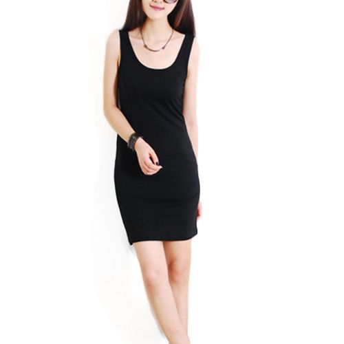 Cheap dress island, Buy Quality dress real directly from China dresses brand Suppliers: Women's All Match Sleeveless Mini Dress Slim Mini Long Tank Tops Sexy Dress Summer Item Specification:         &nbs