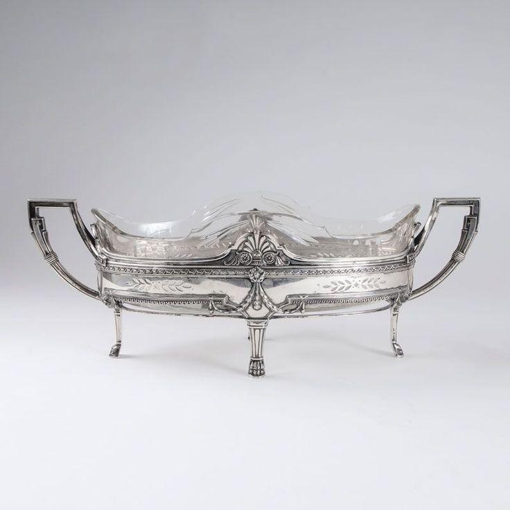 679 besten silver bilder auf pinterest for Grosse jardiniere