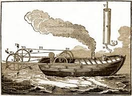 barcos antiguos de vapor - Buscar con Google