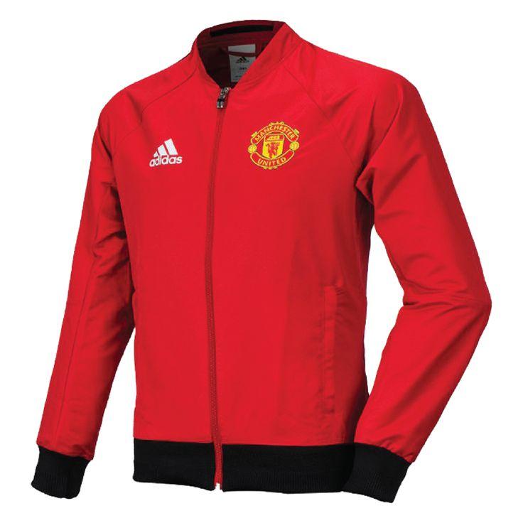 adidas Men's Manchester United FC Anthem Jacket