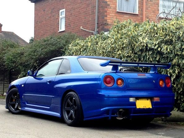 15+ best ideas about R34 Gtr For Sale on Pinterest ...