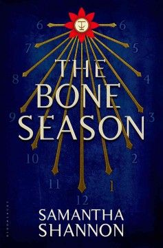 Bone Season by Samantha Shannon...finished August 2013. Really enjoyed it. Very Hunger Games-esque. Looking forward to the rest of the series coming out.