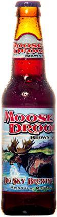 Moose Drool  Big Sky Brewing Company