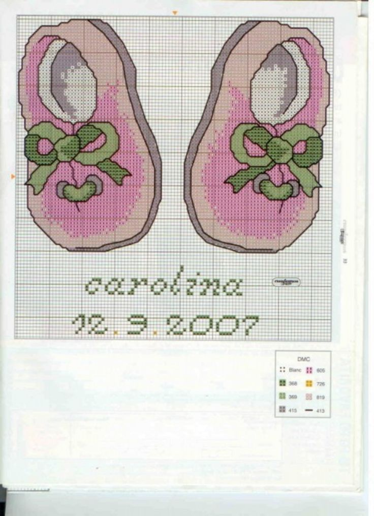 Cross Stitch *<3* Babies