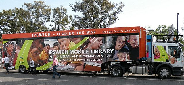 Ipswich City Council - Mobile Library 2008 ~ 	State Library of New South Wales