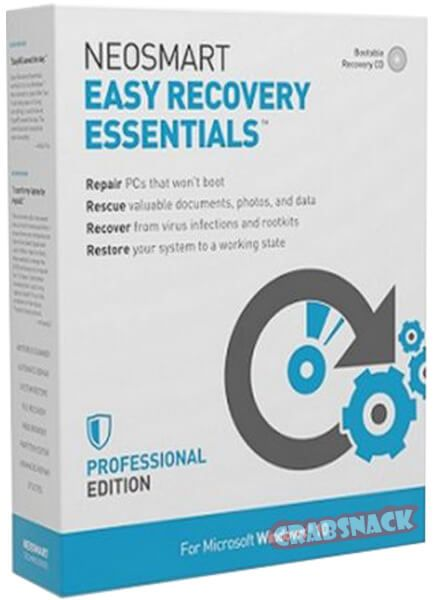 Easy Recovery Essentials Pro Windows 8 Software Free Download Latest  Version for Windows. It is full offline standalone installer setup of Easy  Recovery ...
