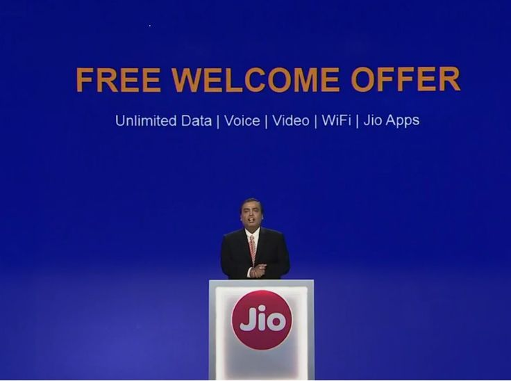 #GoodNews for #JioUsers: Jio extended #WelcomeOffer till 31 March 2017 for existing Jio users. Thanks to #MukeshAmbani