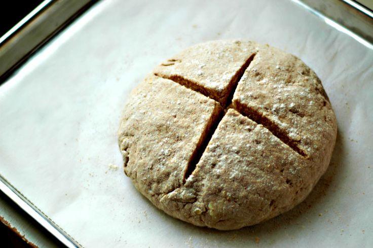 Irish Brown Bread | Eat: Crackers, Bread, & Pizza | Pinterest