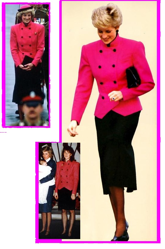 Image - Princess Diana Distribue Ses Vêtements _ - Blog de myroyalty - Skyrock.com