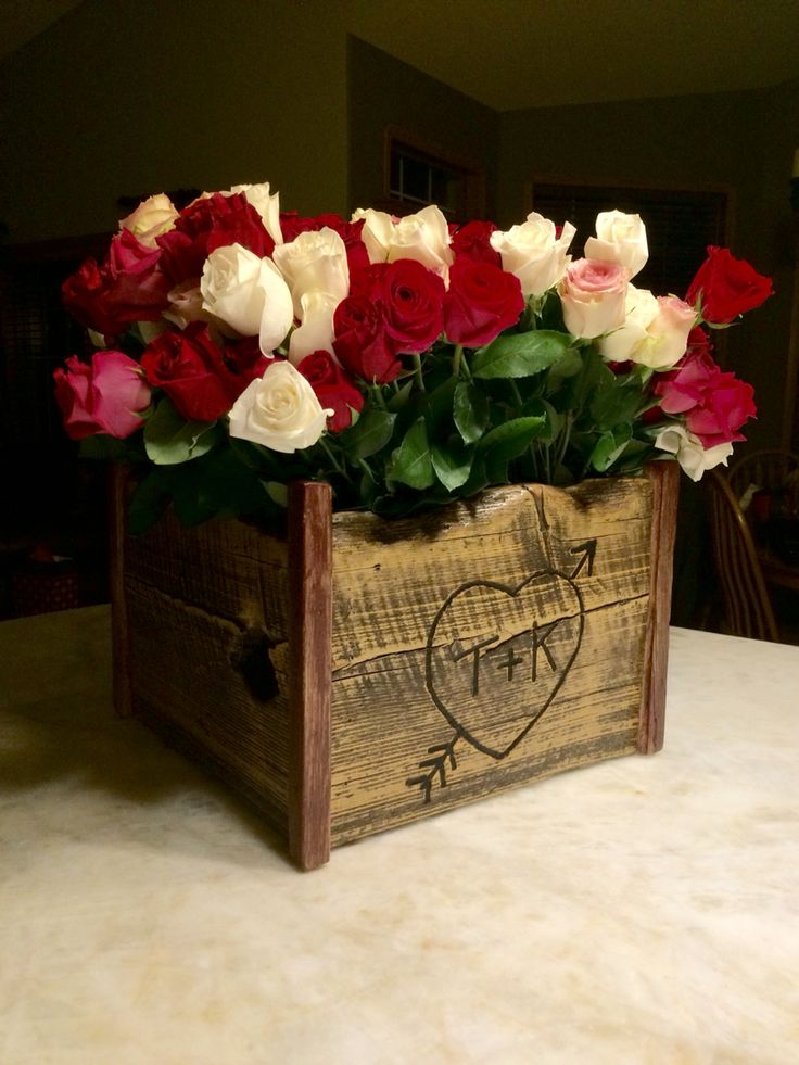 valentine box pinterest