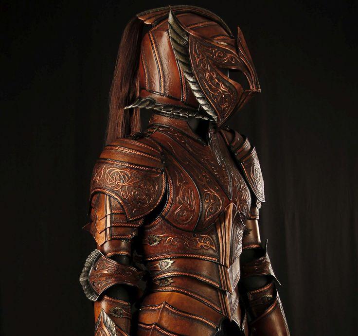 Female Armor by Prince Armory