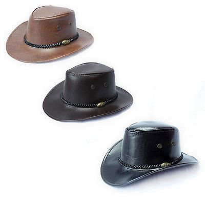 Barmah hats premium #australian faux #leather lightweight #waterproof 3 colours,  View more on the LINK: http://www.zeppy.io/product/gb/2/131513062993/
