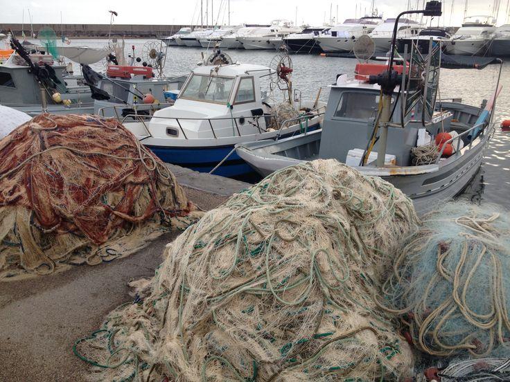 Barche e reti