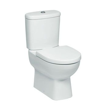 Panache Close Couple Toilet Suite  Features:    Dual flush (4.5/3L)  Bottom left or right inlet  S-trap set out (with vario pan connector): 90mm-170mm  90mm - 170mm  Box rim