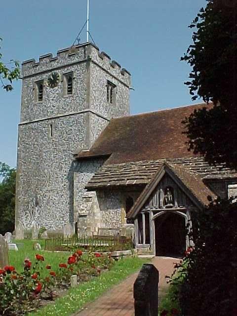 Ringmer Church