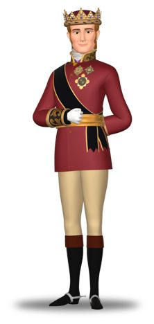 King Roland II from Sofia the First