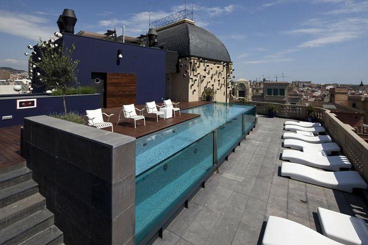 Hotel Ohla, Barcellona, 2011