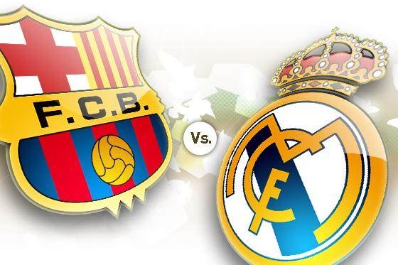 """Dos de los mejores equipos de España, Real Madrid y FC Barcelona, tienen una gran rivalidad en la cancha que se conoce como """"El Clásico""""."""