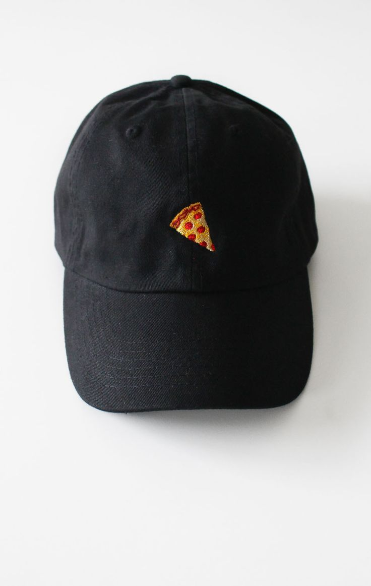 Pizza Cap - Black                                                                                                                                                     More