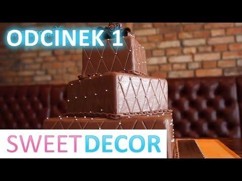 TORT PIĘTROWY - ODCINEK 1 ( czyli jak powlekać tort masą cukrową ) - YouTube