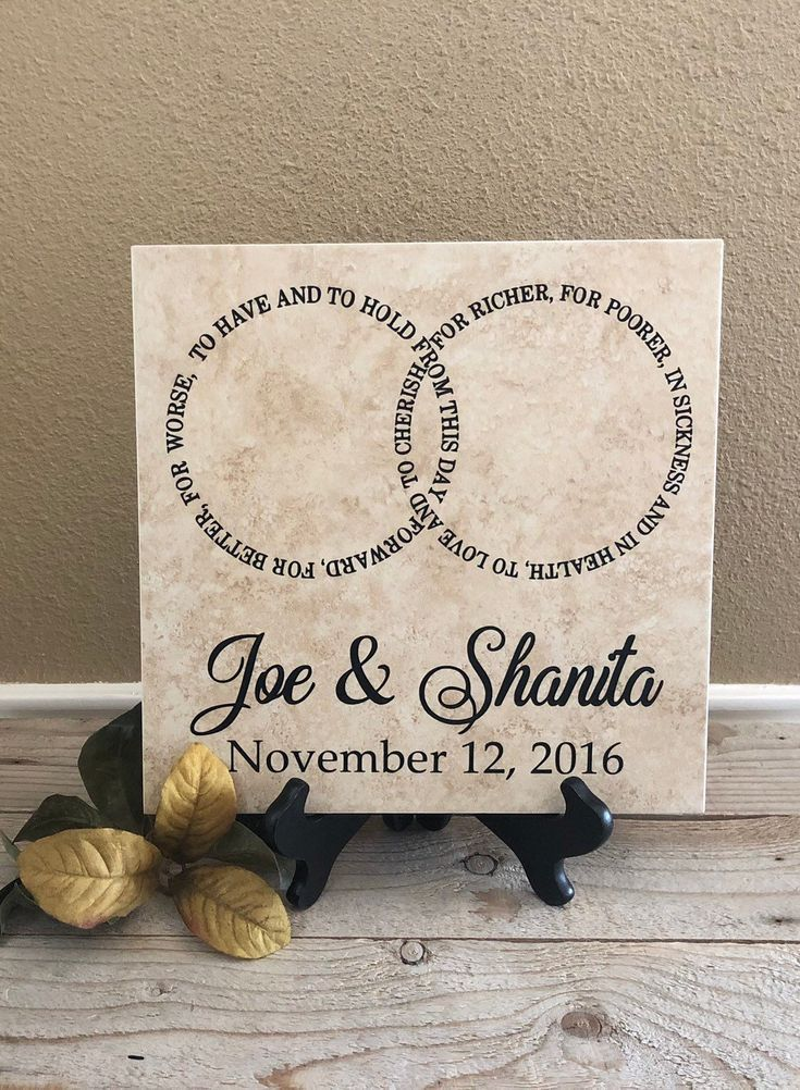 Custom Wedding Vows Sign Vows For Eternity Vow Renewal Wedding