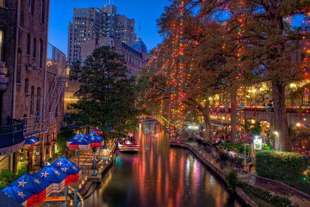 City San Antonio Christmas Lights 2020 A Beautiful Gallery of Christmas Seasonal Photography in 2020