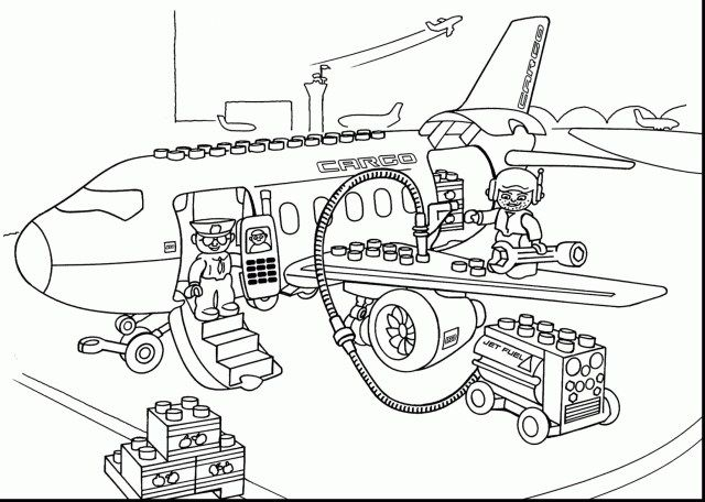 27 Best Image Of Jet Coloring Pages Lego Coloring Pages