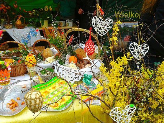 Organizatorzy pomyśleli również o świątecznych dekoracjach