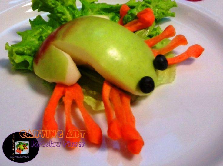 Moja żabka :)