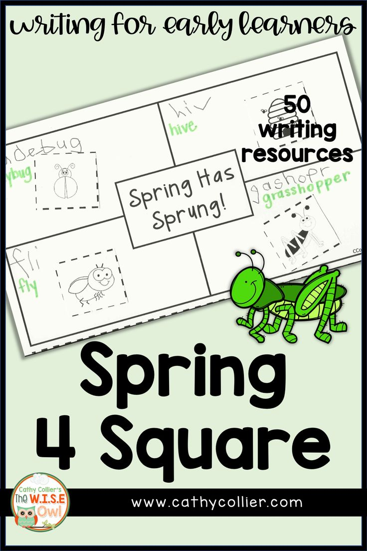 Four Square The Right Way Guided Reading Lessons Kindergarten Interactive Writing Guided Reading Kindergarten [ 1104 x 736 Pixel ]