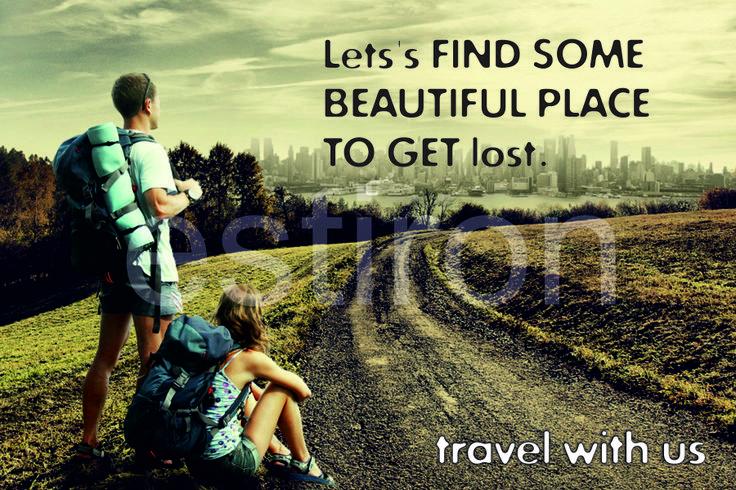 Postcard for tourism client...