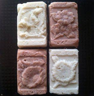 Moja pasja-manhi: Jak zrobić mydło metodą na zimno :)