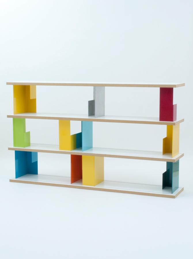 bookshelf by Myownsuperstudio