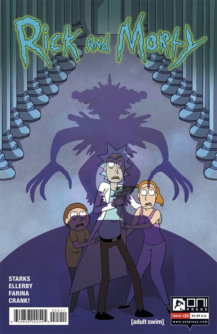 Rick & Morty #24
