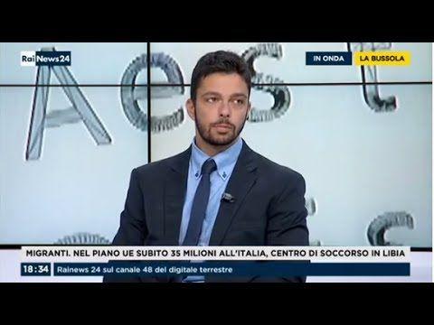 Luca Frusone (M5S) a RaiNews24 6/7/2017