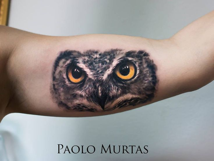 http://tattooideas247.com/owl-arm-piece/