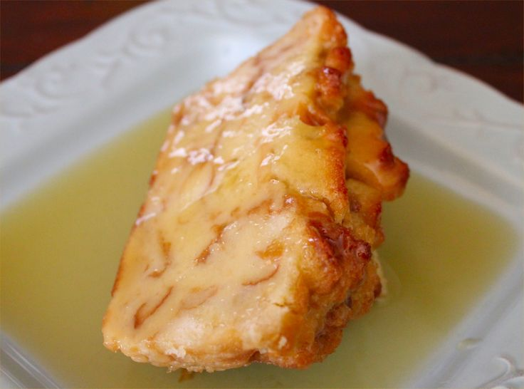 Inside NanaBread's Head- Bread Pudding with Whiskey Sauce