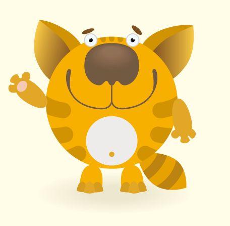 Caricaturas animales domesticos para imprimir-Imagenes y dibujos ...