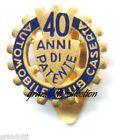 Automobile Club Caserta Distintivo 40 anni di patente