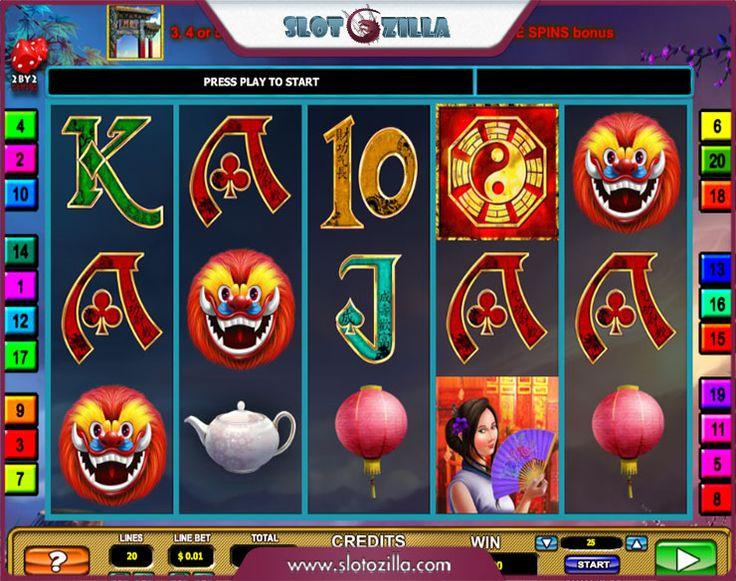 Mandarin Fortune Slot Machine - Try for Free Online