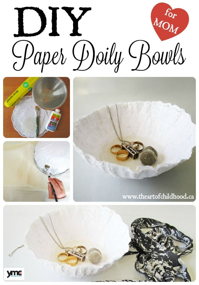 1000 images about mother 39 s day arts crafts on pinterest for Diy paper bowl