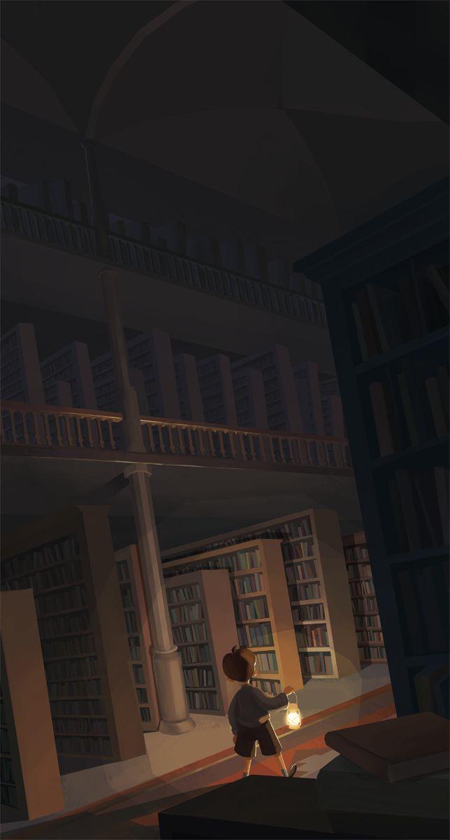 Cemetery of Forgotten Books by cristac on DeviantArt